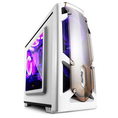 GETWORTH T8 Computer TowerDIY PC<br>GETWORTH T8 Computer Tower<br><br>Audio Jack: Yes<br>Brand: GETWORTH<br>Caching: 6MB<br>Computer Tower: 1<br>Core: Quad Core, 3.4GHz<br>CPU: Intel Core i5 7500<br>CPU Brand: Intel<br>CPU Series: Intel Core<br>English Manual : 1<br>Graphics: Colorful GTX 1050Ti-4GD5 GAMING<br>Graphics Capacity: 4G<br>Graphics Card: 1<br>Graphics Card Frequency: 1328MHz - 1442MHz<br>Graphics Type: Graphics Card<br>Hard Disk Interface Type: SATA 3.0<br>Hard Disk Memory: Seagate 1TB<br>HDMI: Yes<br>Mainboard: Colorful B250M-K V20<br>Model: T8<br>OS: DOS<br>Package size: 50.50 x 24.60 x 47.60 cm / 19.88 x 9.69 x 18.74 inches<br>Package weight: 9.5000 kg<br>Power Cable: 1<br>Power Consumption: 65W<br>Process Technology: 14nm<br>Product size: 41.00 x 20.00 x 45.00 cm / 16.14 x 7.87 x 17.72 inches<br>Product weight: 8.0000 kg<br>PS/2 Port: 2<br>RAM: 8GB<br>RAM Type: DDR4<br>RJ45 connector: Yes<br>Screwdriver: 1<br>Threading: 4<br>USB Host: Yes (6 x USB 3.0 + 4 x USB 2.0)<br>VGA Slot: Yes