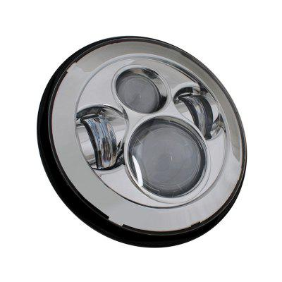 7 inch 45W Round LED Projector Headlights - Dragon VersionCar Lights<br>7 inch 45W Round LED Projector Headlights - Dragon Version<br><br>Adaptable automobile mode: Harley Davidson, Jeep<br>Apply lamp position : External Lights<br>Color temperatures: 6000K<br>Connector: Cable Connector<br>Lumens: 6200LM<br>Package Contents: 1 x 7 inch 45W Round LED Projector Headlights<br>Package size (L x W x H): 21.00 x 21.00 x 14.00 cm / 8.27 x 8.27 x 5.51 inches<br>Package weight: 1.5300 kg<br>Product size (L x W x H): 17.80 x 17.80 x 9.00 cm / 7.01 x 7.01 x 3.54 inches<br>Product weight: 1.3000 kg<br>Type of lamp-house : LED