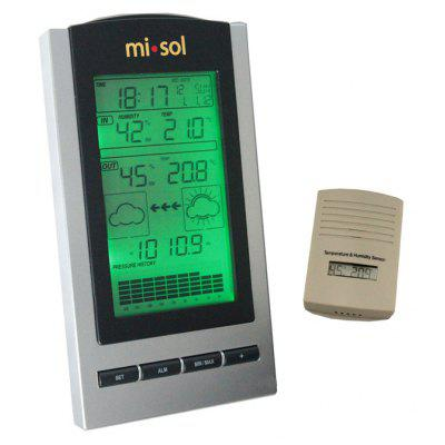WH - 1150 Previsão do Tempo Multi-functional LCD