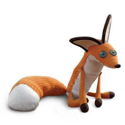 Sweet Fox Plush Doll Stuffed Cartoon Toys for Kids