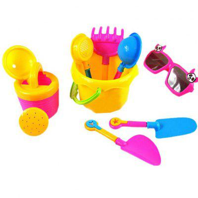 9pcs Beach Shower Intelligence-benefit ToyOther Educational Toys<br>9pcs Beach Shower Intelligence-benefit Toy<br><br>Completeness: Finished Goods<br>Gender: Boys,Girls<br>Materials: Plastic<br>Package Contents: 9 x Simulate Toy<br>Package size: 20.00 x 20.00 x 22.00 cm / 7.87 x 7.87 x 8.66 inches<br>Package weight: 0.1970 kg<br>Product size: 18.00 x 18.00 x 20.00 cm / 7.09 x 7.09 x 7.87 inches<br>Product weight: 0.1670 kg