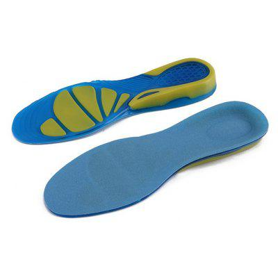 Paired Silicone Orthotic Arch Support Boot Shoes Insoles Insert Pad