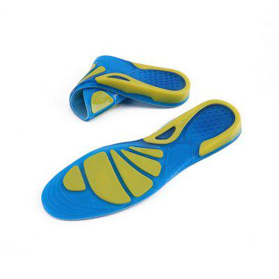Paired Silicone Boot Shoes Insoles Insert Pad от GearBest.com INT