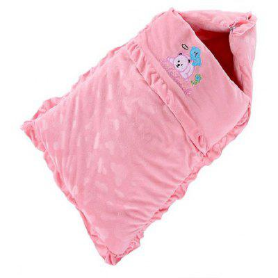 Cartoon Bear Cotton Baby Sleeping Bag