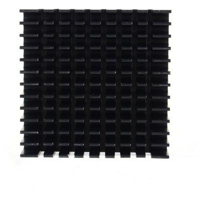 40 x 40 x 11mm Aluminum Heatsink LED Power Memory Chip IC Cooling Cooler