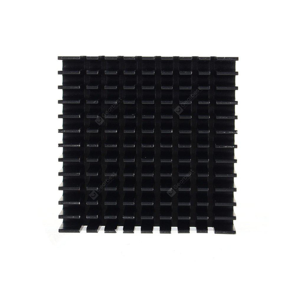 """40 x 40 x 11mm Aluminum Cooling Fin Heat Sink"""