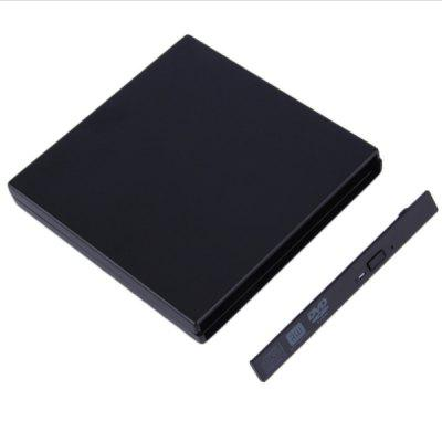 USB 2.0 DVD CD DVD-Rom IDE Hard Drive Disk Enclosure