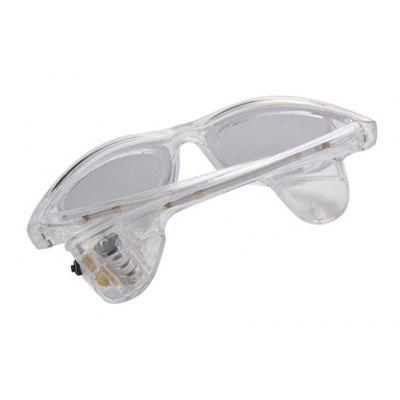 9 LEDs Flashing Glasses for Party