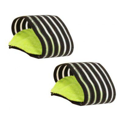 Paired Foot Arch Support Plantar Pads