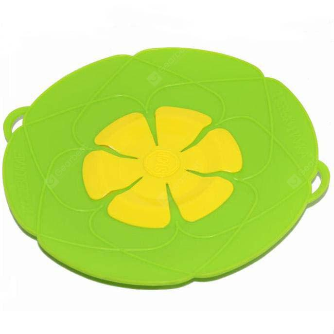 Buy Silicone Sealed Steam Plate Tray Steamer GREEN