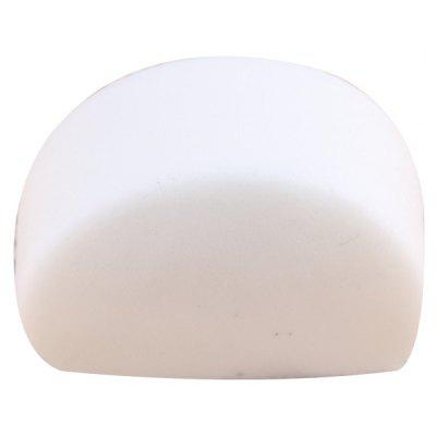 Realistic Knife Cut Steamed Bun PU Foam Squishy Toy