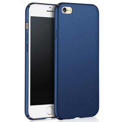 Dull Polish Back Case Fundas Matte Cover for iPhone 7