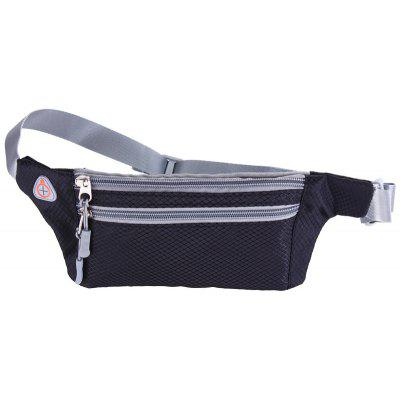 Water-resistant Running Sports Waist Bag for 6 inch Cellphone