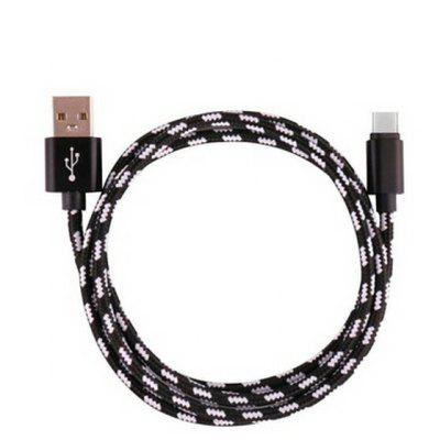 1m 2A Type-C Charging Data Cable