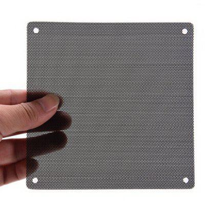 12cm PC Dust Blower Cooler Dust Cover Mesh Filter
