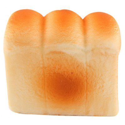 Buy ORANGE Realistic Bread Soft PU Foam Bakery Squishy Toy for $3.65 in GearBest store