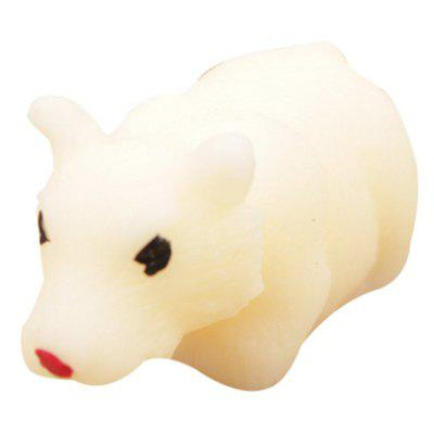 Mini Cartoon Puppy TPR Animal Jumbo Squishy Toy