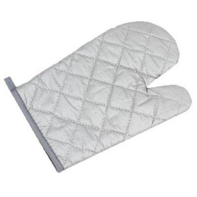 Heat Resistant Oven Glove Potholder with Cotton Lining