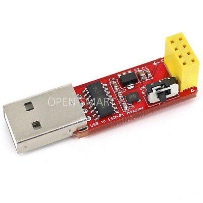Conversion Card for USB to ESP8266 WiFi Adapter Module