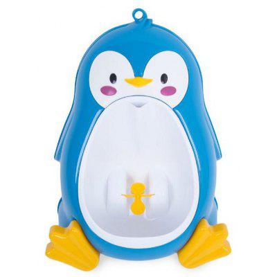 Cute Penguin Baby Potty Toilet Trainer Urinary for Child