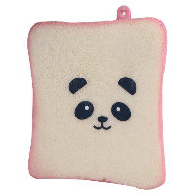 Realistic Toast Ultra Soft PU Foam Squishy Toy
