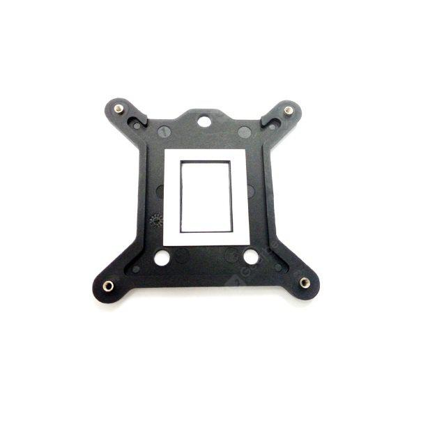 Plastic Faster Cooling Cooler Backboard for INTEL LGA 115X CPU Water Block