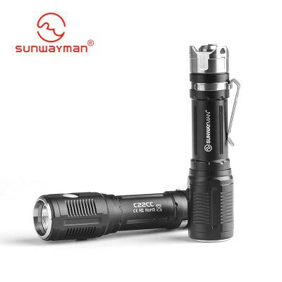 SUNWAYMAN C22CC Flashlight