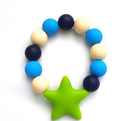 Baby Infant Silicone Teether Bracelet