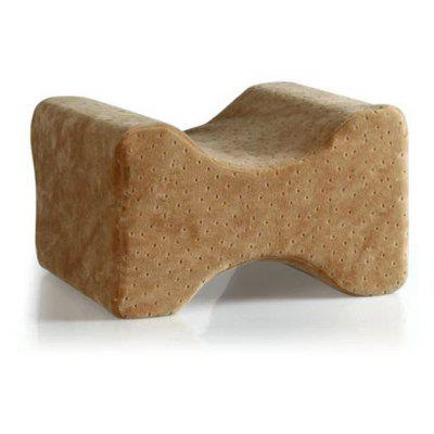Memory Foam Knee Leg Pillow for Sciatica Relief