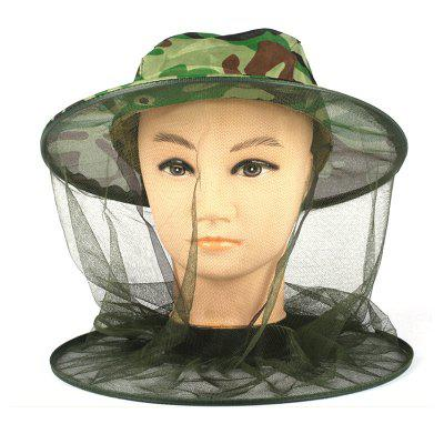 Polyester Mesh Anti-mosquito Head Cover Hat Bee MaskFishing Tools and Accessories<br>Polyester Mesh Anti-mosquito Head Cover Hat Bee Mask<br><br>Package Contents: 1 x Anti-mosquito Head Cover<br>Package Dimension: 35.00 x 35.00 x 2.00 cm / 13.78 x 13.78 x 0.79 inches<br>Package weight: 0.1050 kg<br>Product Dimension: 33.00 x 33.00 x 30.00 cm / 12.99 x 12.99 x 11.81 inches<br>Product weight: 0.0600 kg
