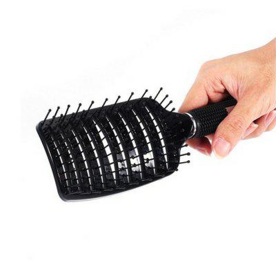 Hair Comb Massager HairbrushHair Care<br>Hair Comb Massager Hairbrush<br><br>Color: Black<br>Contents: 1 x Brush<br>Package Size(L x W x H): 30.00 x 20.00 x 10.00 cm / 11.81 x 7.87 x 3.94 inches<br>Package Weights: 0.070kg<br>Product Size(L x W x H): 26.00 x 14.00 x 5.00 cm / 10.24 x 5.51 x 1.97 inches
