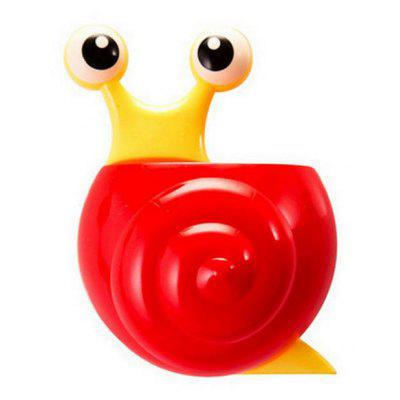Snail Style Toothbrush Holder Stand with Suction Cup 216871101