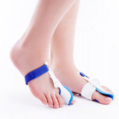 Paired Reusable Toe Separators Straightener for Bunion Relief