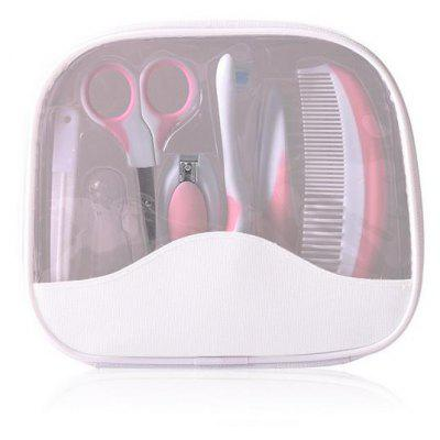 Newborn Baby Infant Nail Hair Tooth Care Set