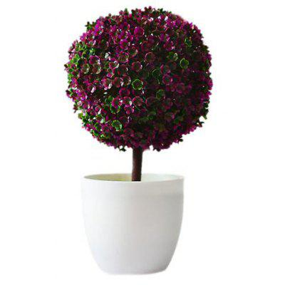 Artificial Cherry Flower Home Decoration