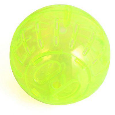 Clear Hamster Rolling Exercise Ball Toy