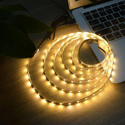 5V 3528 LED Light Strip for Computer ChassisLED Strips<br>5V 3528 LED Light Strip for Computer Chassis<br><br>Connector Type: USB<br>Features: Low Power Consumption<br>Input Voltage: DC 5V<br>LED Type: SMD-3528<br>Length: 5M<br>Material: FPC<br>Optional Light Color: Warm White,White<br>Package Contents: 1 x LED Strip<br>Package size (L x W x H): 21.00 x 21.00 x 2.00 cm / 8.27 x 8.27 x 0.79 inches<br>Package weight: 0.0550 kg<br>Product size (L x W x H): 100.00 x 0.10 x 1.00 cm / 39.37 x 0.04 x 0.39 inches<br>Product weight: 0.0300 kg<br>Rated Power (W): 5W<br>Type: LED Strip<br>Waterproof: No