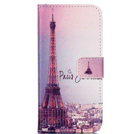 EIFFEL TOWER Eiffel Tower Style Flip-open Cover Case for Samsung Galaxy S7