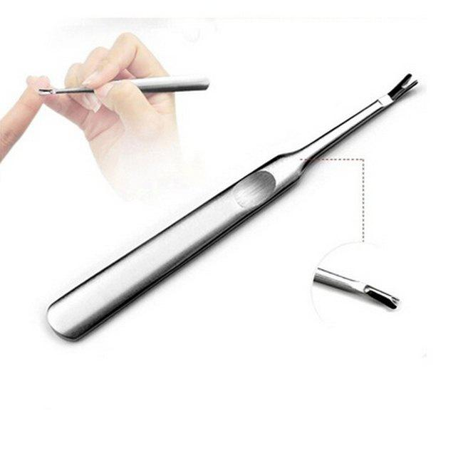 Manicure Nail Cuticle Pusher Remover