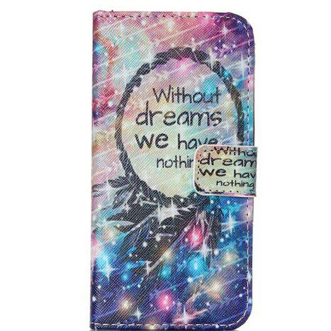 Twinkle Star Style Flip-open Cover Case for Samsung Galaxy S7