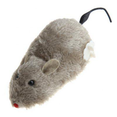 Cute Plush Mouse Toy for Pet Cat Dog