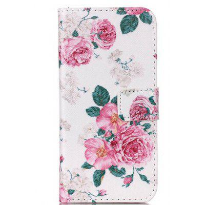 Rose Printing Case for iPhone 6 Plus