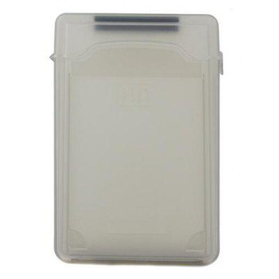 Portable PVC Protective Enclosure Case for 3.5 inch HDD Hard Drive Disk