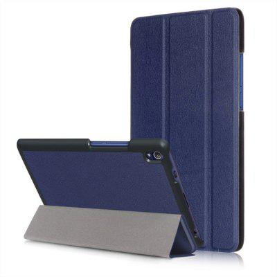 Tri foldable Protective Case for Lenovo Tab3 8 Plus