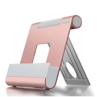 Universal Aluminium Alloy Tablet Desktop Holder Phone Bracket