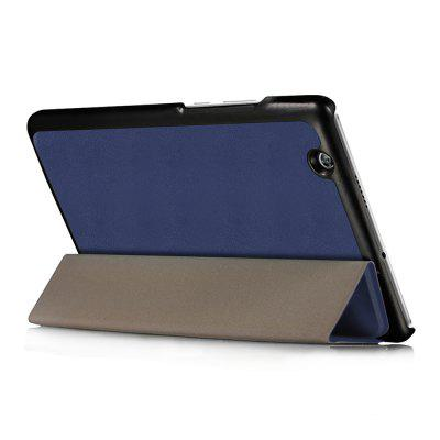 Tri-foldable Protective Case for Huawei MediaPad M3Tablet Accessories<br>Tri-foldable Protective Case for Huawei MediaPad M3<br><br>Accessory type: Tablet Protective Case<br>Compatible models: For Huawei<br>Features: Cases with Stand, Full Body Cases<br>For: Tablet PC<br>Package Contents: 1 x Protective Case<br>Package size (L x W x H): 23.00 x 14.00 x 2.30 cm / 9.06 x 5.51 x 0.91 inches<br>Package weight: 0.1800 kg<br>Product size (L x W x H): 21.80 x 12.90 x 1.30 cm / 8.58 x 5.08 x 0.51 inches<br>Product weight: 0.1480 kg