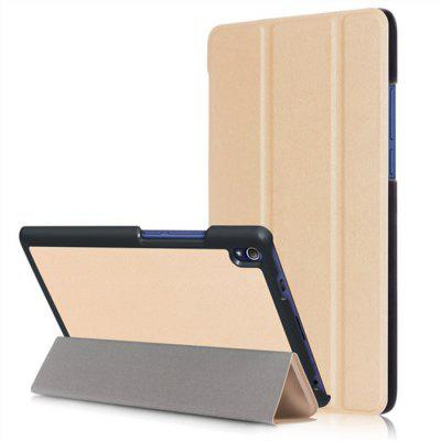 Tri-foldable Protective Case for Lenovo Tab3 8 Plus / P8 TB - 8703F