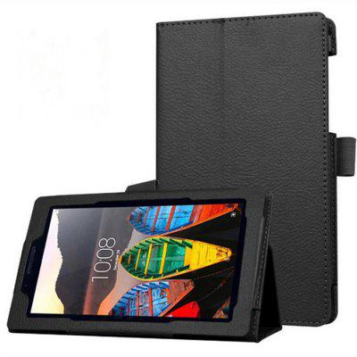 Lichee Grain Protective Case for Lenovo Tab3 7 Essential