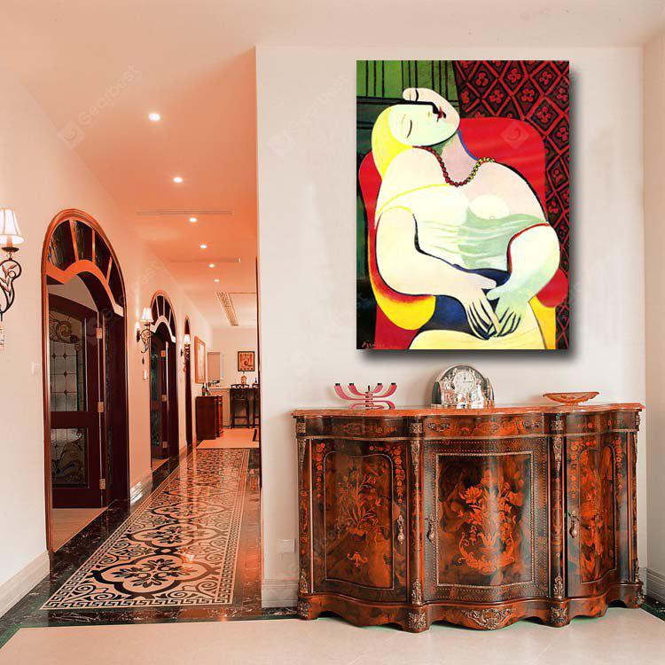 Great Master Painting Printing Canvas Wall Decoration