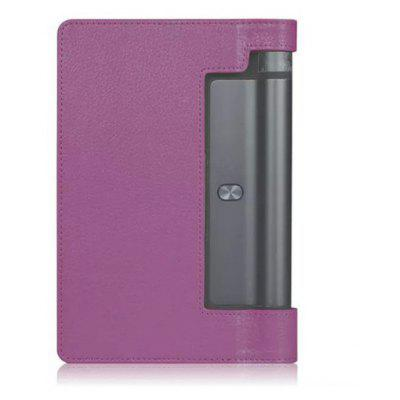 Lichee Grain Protective Case for Lenovo Yoga Tab3 850F